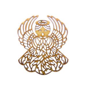 Intricate Angel Ornament