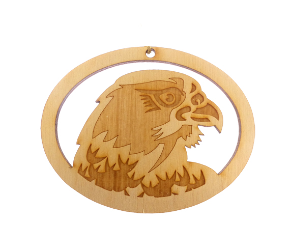 Falcon Ornament