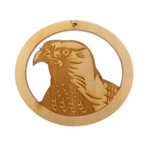Hawk Ornament