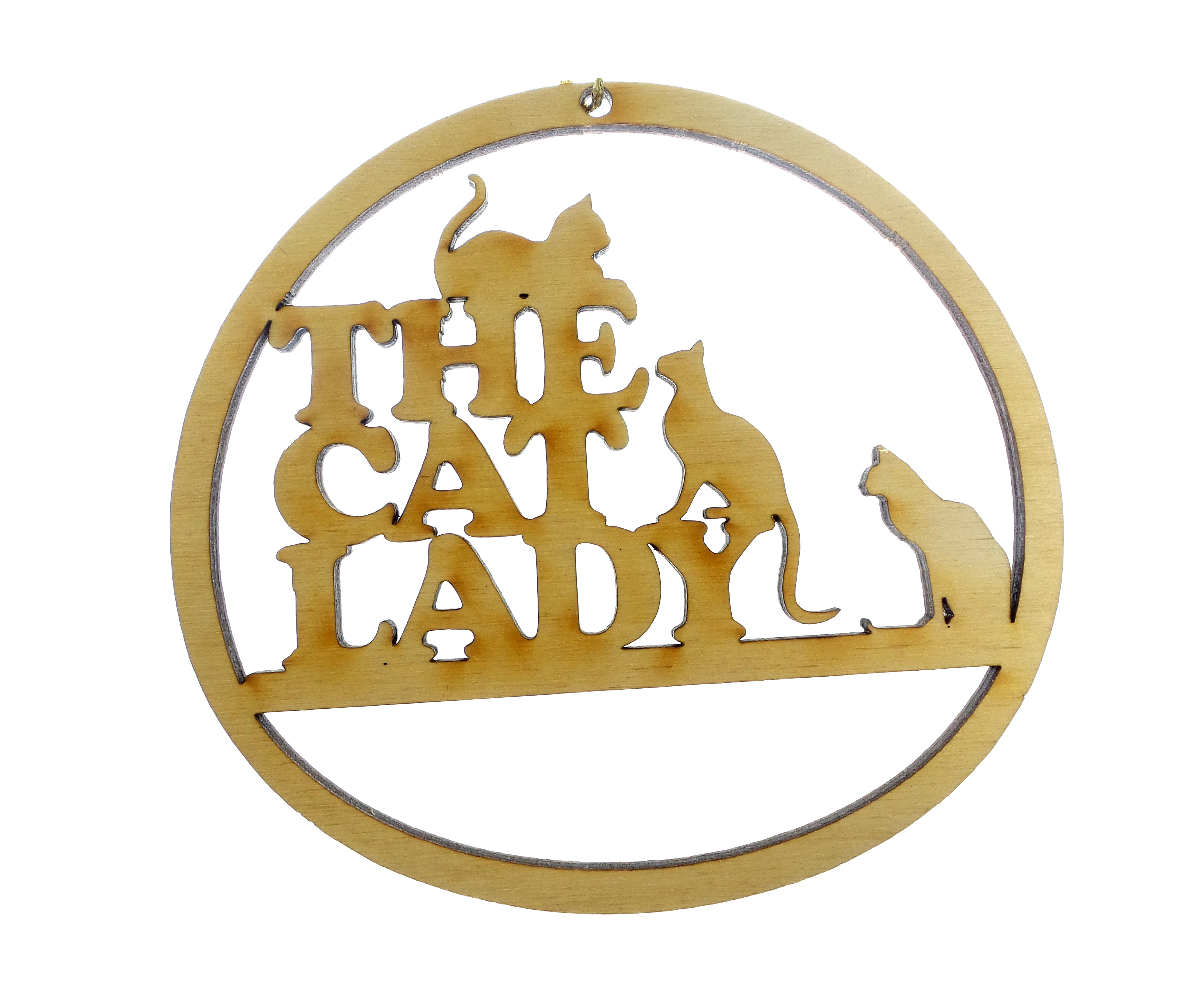 CAT012CatLady