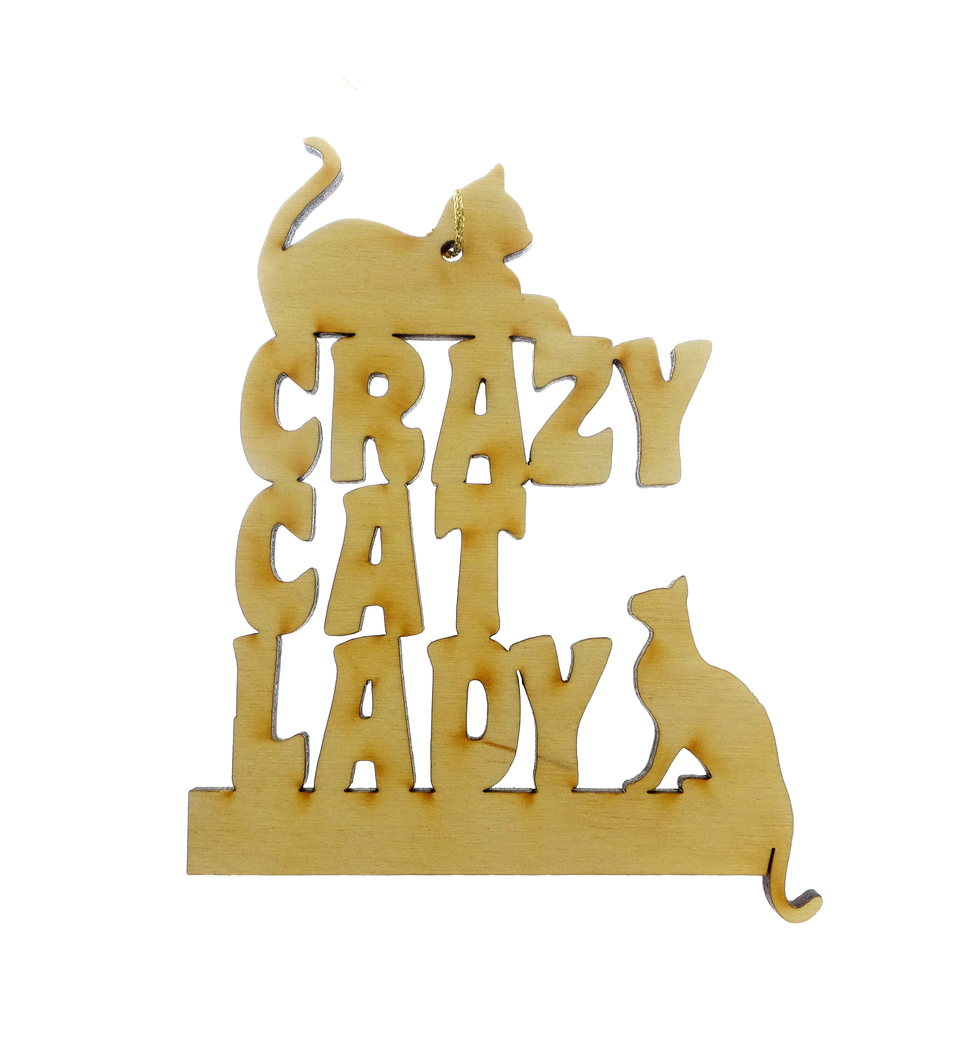 CAT015CrazyCatLady