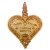 Celtic Heart Ornament