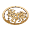 Chinese Zodiac Ox Ornament