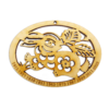 Chinese Zodiac Rabbit Ornament