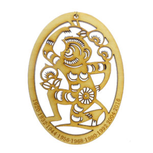Chinese Zodiac Ornaments
