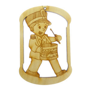 Drummer Boy Ornament