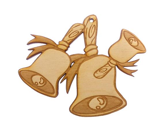 Handbell ornament