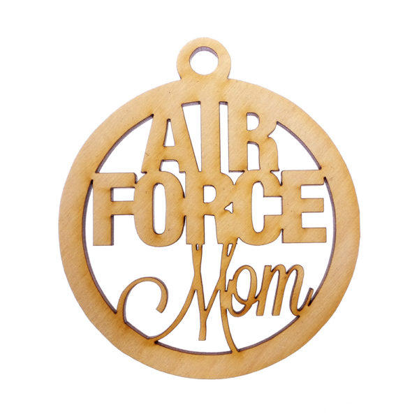 Air Force Mom Ornament