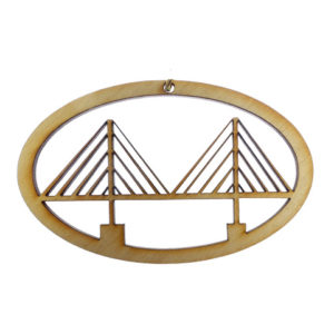 Bridge Ornament
