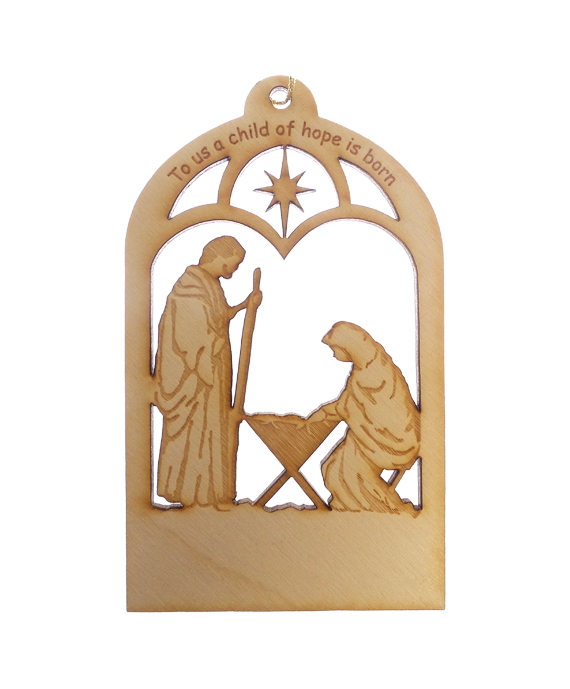 Child of Hope Ornament
