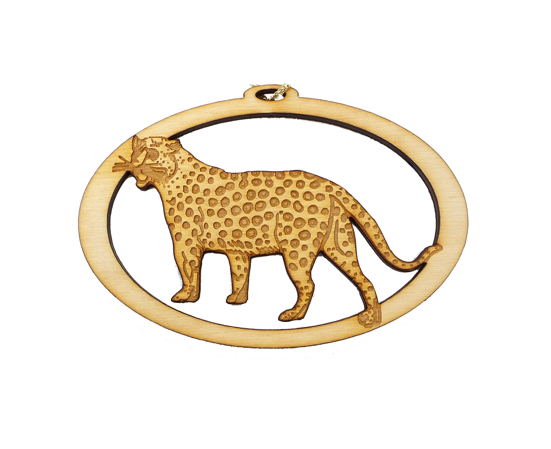 Cheetah Party Favors