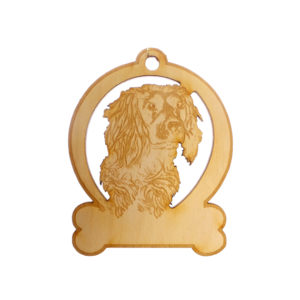 Personalized Boykin Spaniel Ornament