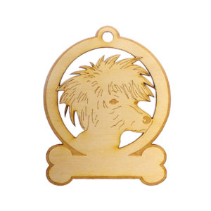 Personalized Chinese Crested Ornament