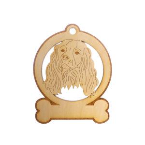 Personalized Cockapoo Ornament