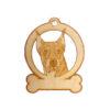 Personalized Doberman Ornament