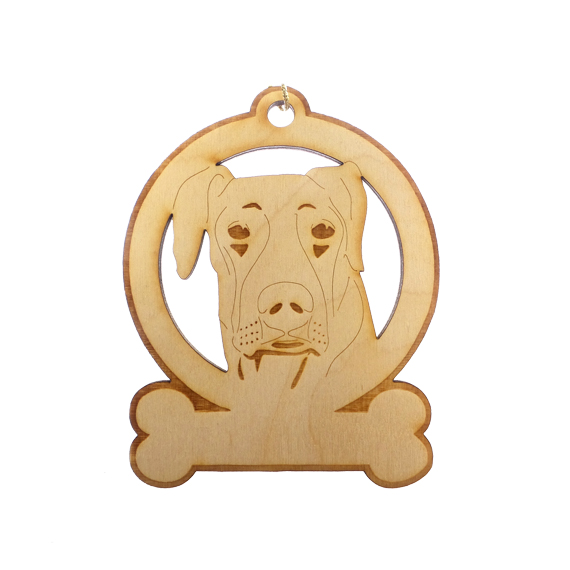 Personalized Doberman Pinscher Ornament