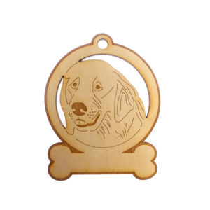 Personalized Great Pyrenees Ornament