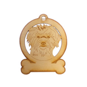 Personalized Havanese Ornament