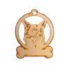 Personalized Pembroke Corgi Ornament