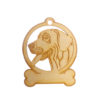 Personalized Rhodesian Ridgeback Ornament