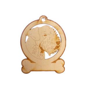 Personalized Sealyham Ornament