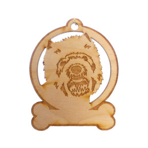 Personalized West Highland Terrier Ornament