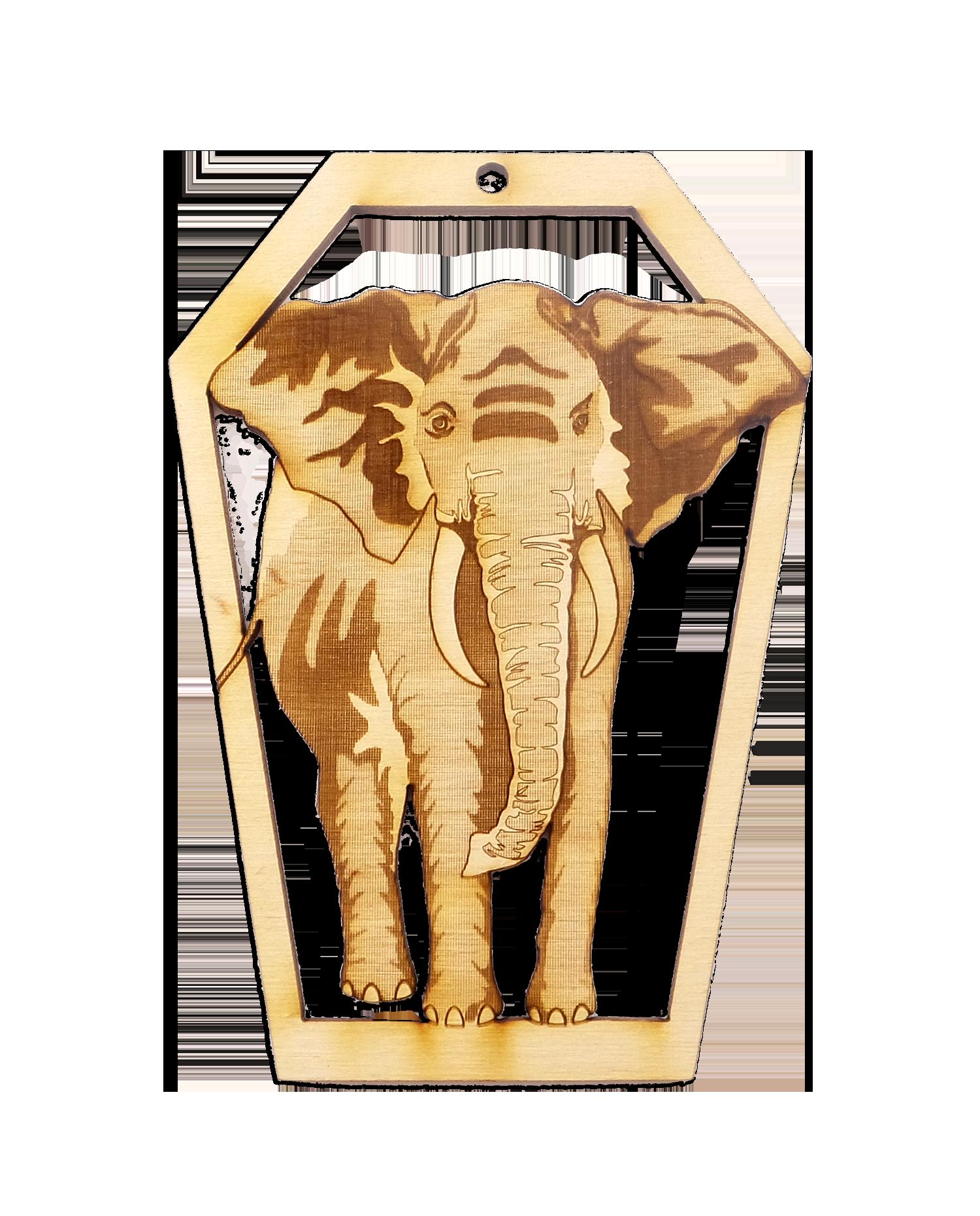 Personalized Elephant Gift Idea