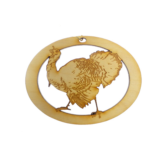 Turkey Ornament