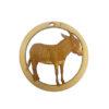 Donkey Ornament