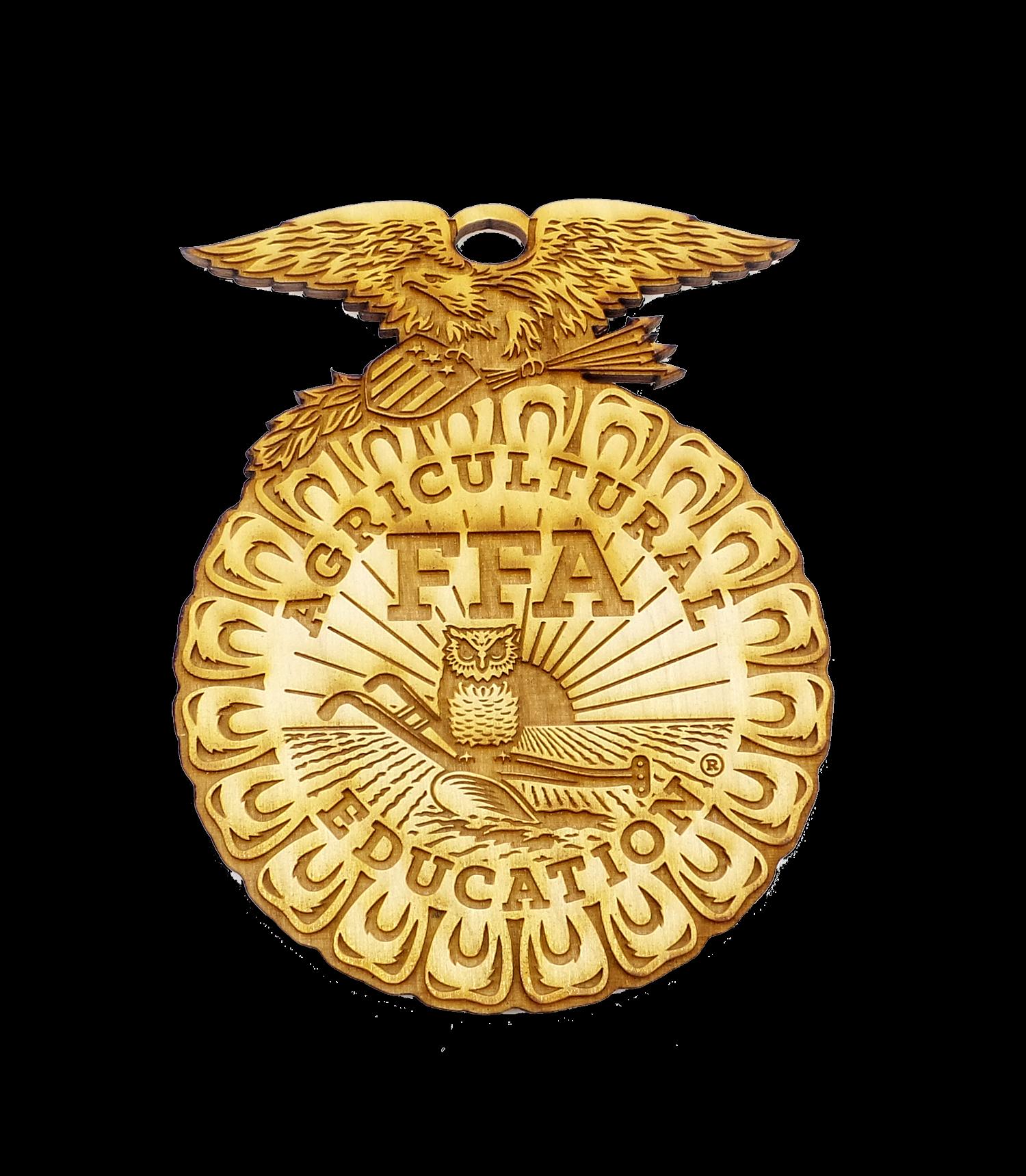 FFA Ornament