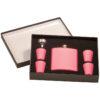 Pink Flask Set