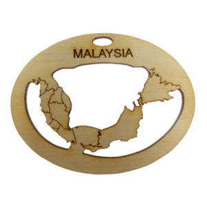 Malaysia Ornament