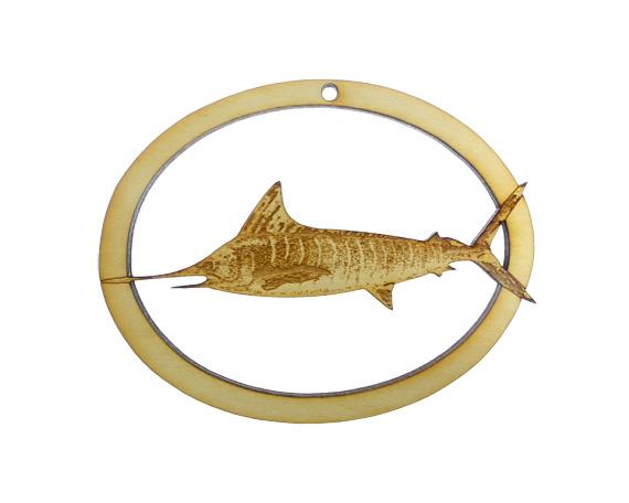 Swordfish Ornament