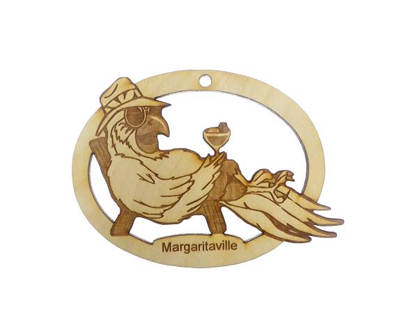 Margaritaville Ornament