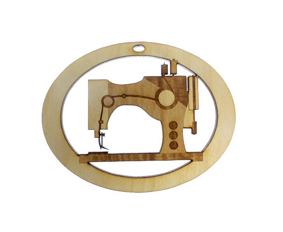 Sewing Machine Ornament