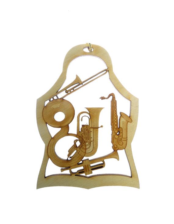 Brass Instruments Ornament