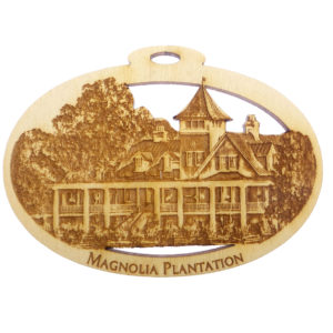 Magnolia Plantation Ornament