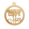 Marine Corps Mom Ornament