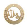Law Ornament
