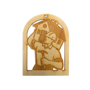 Carpenter Ornament