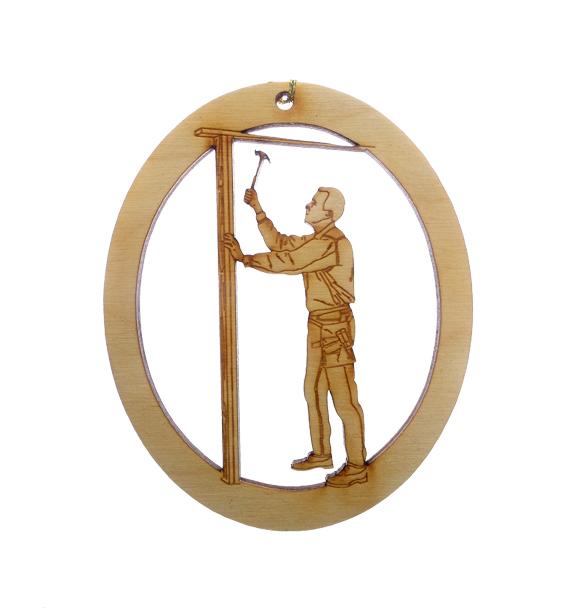 Carpenter Ornament Male