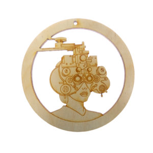 Ophthalmologist Ornament