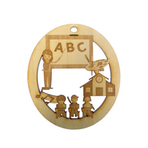 Kindergarten Ornament
