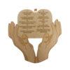 Ten Commandments Ornament