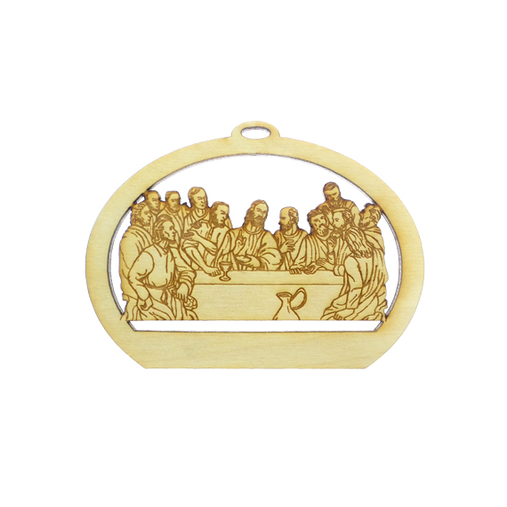 Last Supper Ornament