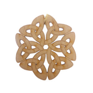 Sweet Snowflake Ornament