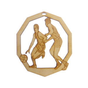 Mens BasPersonalized Basketball Ornamentketball Ornament