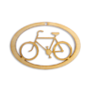Personalized Bicycle Ornament