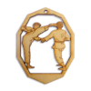 Personalized Taekwondo Ornament