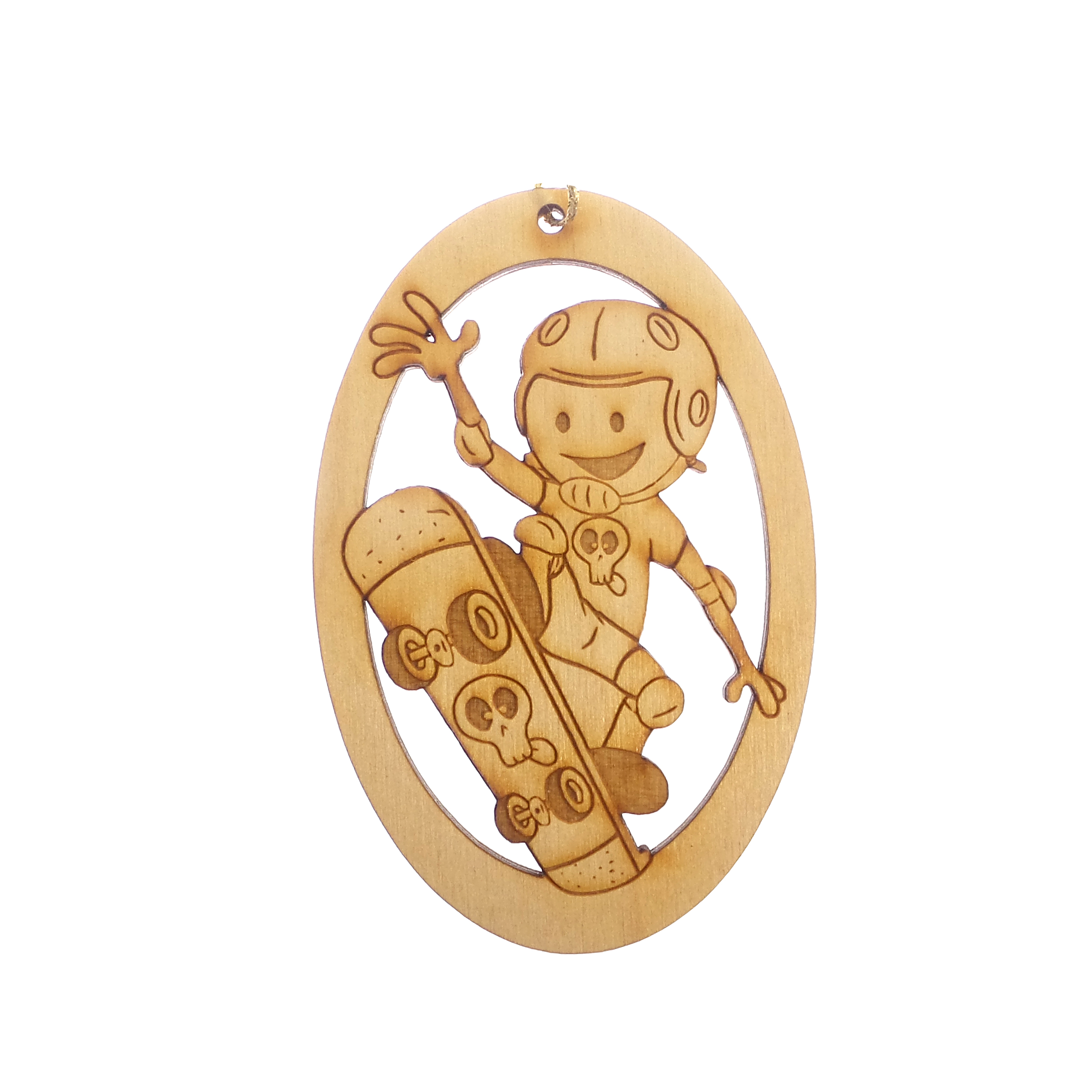 Personalized Gift for Skateboarder